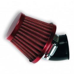Filtro conico papel 28/35 45'. Rojo