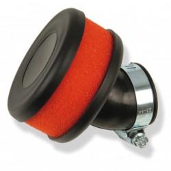 Filtro 82x43 mm espuma 28/35 45`. Rojo