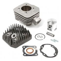 Kit completo de aluminio AIRSAL 69,7cc Ø47,6 T6 Peugeot Speedfight 2 Aire (010224476)