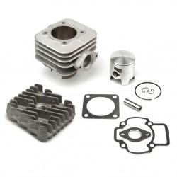 Kit completo de aluminio AIRSAL 69,7cc Piaggio Zip, Vespa ET2 Aire (010628476)