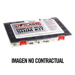 Pastillas de reglaje Hot Cams (Set 5pcs) Ø9,48 x 3,5 mm