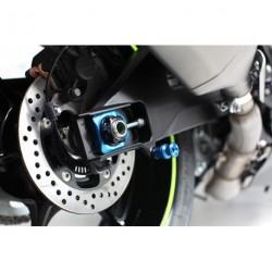 Bloques tensa cadena EVOTECH para Suzuki GSX-R1000 '05 / GSX-R 600/750 '06-10 / GSX-S999