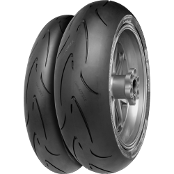 Continental Contiraceattack comp Sof 75W 190/55-17(dot014)