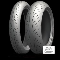 Pack Michelin Power Supersport Evo190/50-17 (dot 016) 2 und