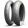 Pack Michelin Power Supersport Evo190/50-17 (dot 016) 2 und