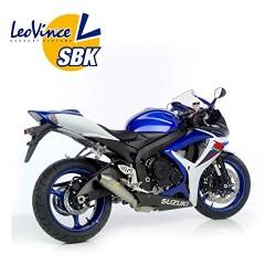 Escape Leovince SBK GSXR600/750 06/07GP STYLE EVOII