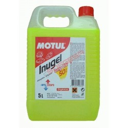ANTICONGELANTE INUGEL LONG LIFE (50% -35ºC) 5L.