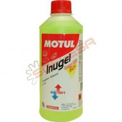 ANTICONGELANTE MOTUL INUGEL LONG LIFE 50% 1L.