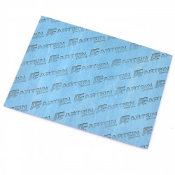 Hoja GRANDE de cartón prensado 1,50 mm (300 x 450 mm) Artein VHGK000000150