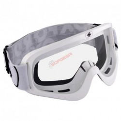 GAFAS OXFORD FURY GOGGLE - BLANCO BRILLANTE
