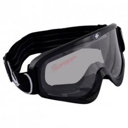 GAFAS OXFORD FURY GOGGLE - NEGRO BRILLANTE