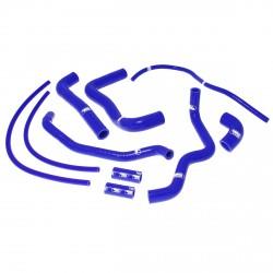 Kit manguitos azul Aprilia Samco APR-3-BU