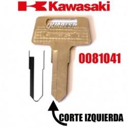 LLAVE VIRGEN KAWASAKI CORTE IZQUIERDA