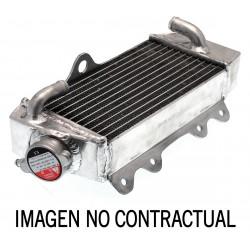 Radiador de aluminio moldeado standard lado izquierdo