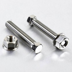 Tensor de cadena (x2) M8 x 45mm Acero Inox Natural Pro-Bolt SSAXLEADJ845SET