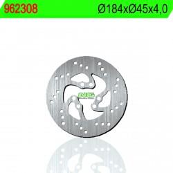 Disco de freno NG 308 Ø184 x Ø45 x 4