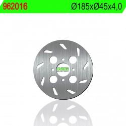 Disco de freno NG 016 Ø185 x Ø45 x 4