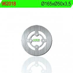Disco de freno NG 018 Ø165 x Ø50 x 3.5