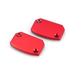 Tapa deposito bomba freno/embrague rojo Brembo