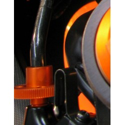 Tensor de Pro-Bolt M10 (1 piezas) Aluminio naranja LCA20O