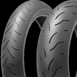 Pack Bridgestone BT016 Pro 120+190/50-17