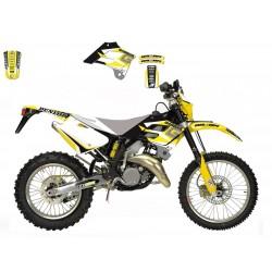 Kit Adhesivos Gas Gas Blackbird Racing 2903E/01