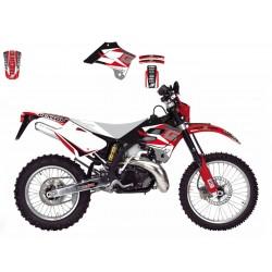Kit Adhesivos Gas Gas Blackbird Racing 2903E/02