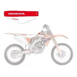 Funda Asiento replica Equipo Oficial Honda Gariboldi 2013 Blackbird Racing 1120R5