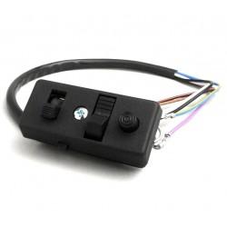 Mando de luces OEM QUALITY 123152 Vespa Special, PX125/150/200 (Sin intermitentes)