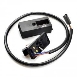 Mando de intermitencias VESPA 217343 PX80/125, PX150/200 (desde 1984) - 3 cable (mod. Sin bateria)