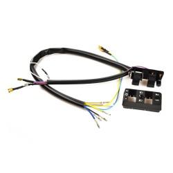 Mando de luces VESPA 217898 PX (desde 1984) - 7 cable (mod. Sin arranque eléctrico)