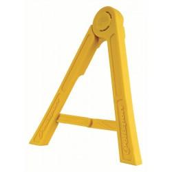 Triangulo lateral de plástico Polisport amarillo 8981700001