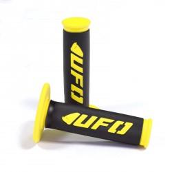 Puños UFO cross/enduro challenger amarillo MA01823-102