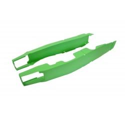 Protectores de basculante Polisport Kawasaki verde 8457000002