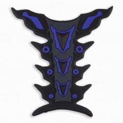 Protector deposito Negro/Azul