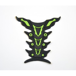 Protector deposito Negro/Verde