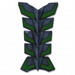 Protector de depósito carbono. Verde