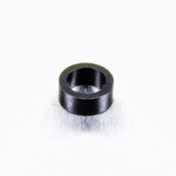 Casquillo de plástico negro Pro-Bolt M5 x 7,3 x 3mm TUB5