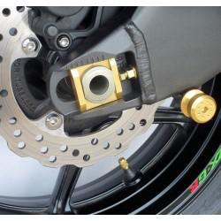 Diábolos para stand de paddock 8mm Pro-Bolt Aluminio oro BOB8G