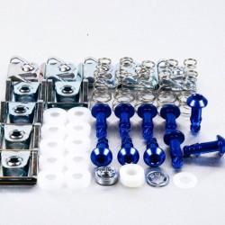 Tornillo rápido c/allen 19mm Pro-Bolt (10 pack) Aluminio azul QRPACKAKSLIDE19B