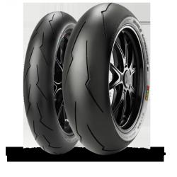 Pirelli Diablo Supercorsa V2 120/70-17 SC2 (dot017)