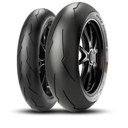 Pack Pirelli diablo Supercosa V2 120+180/60-17 SC2 +SC1 (dot 016/017)