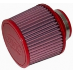 Filtro de aire BMC universal cónico Ø32mm x 63mm