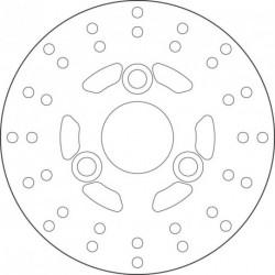 Disco de freno Brembo 68B40710