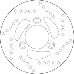 Disco de freno Brembo 68B40714