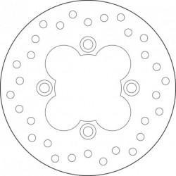 Disco de freno Brembo 68B40720