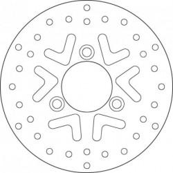 Disco de freno Brembo 68B40718