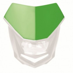 Recambio superior careta Polisport Halo verde 8657400023