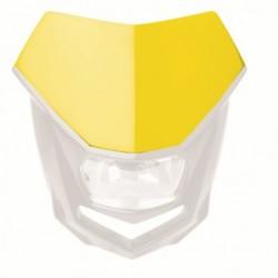 Recambio superior careta Polisport Halo amarillo 8657400019