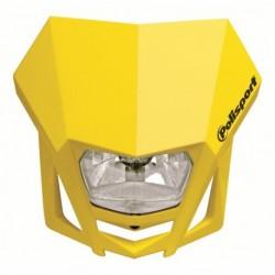 Careta polisport LMX amarillo 8657600003